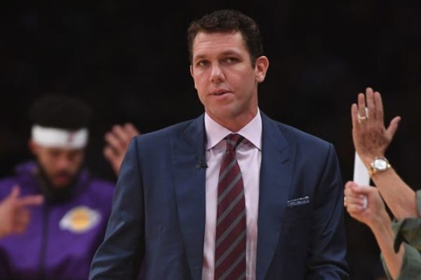 Luke Walton has been cleared after an NBA investigation.