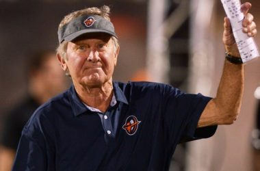 Steve Spurrier led his Orlando Apollos to an AAF-best 7-1 record.