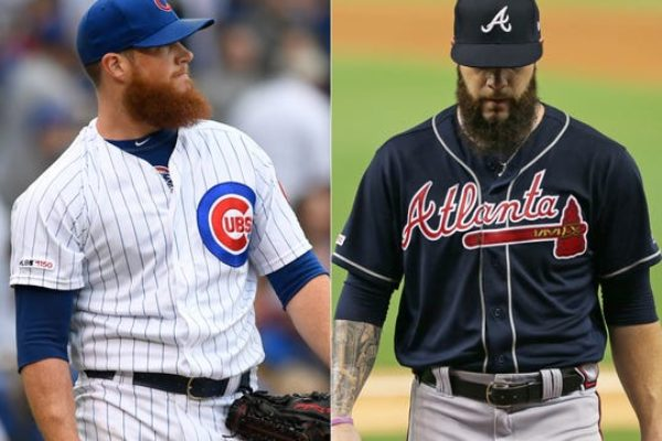 Both 31 years old, Kimbrel and Keuchel didn't get signed until after June's draft.