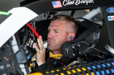Clint Bowyer qualified for the NASCAR Cup Series playoffs as the 15th seed.